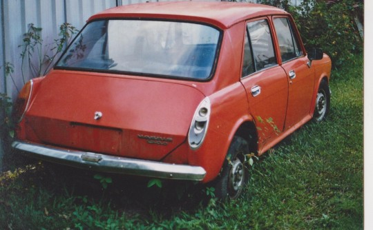 1970 Morris 1500
