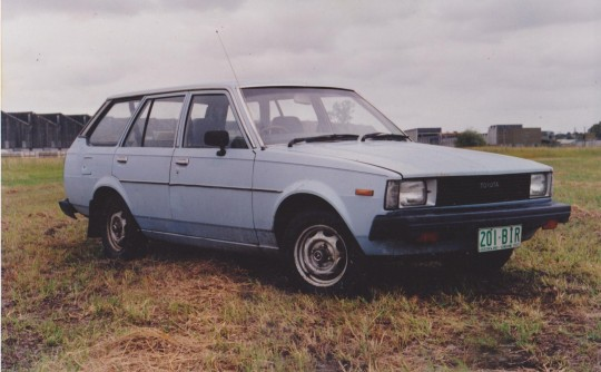 1982 Toyota KE 70