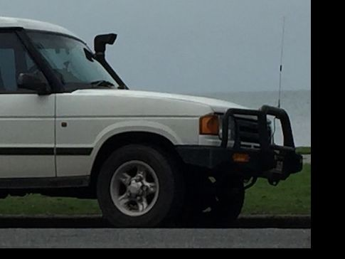 1998 Land Rover Discovery 1
