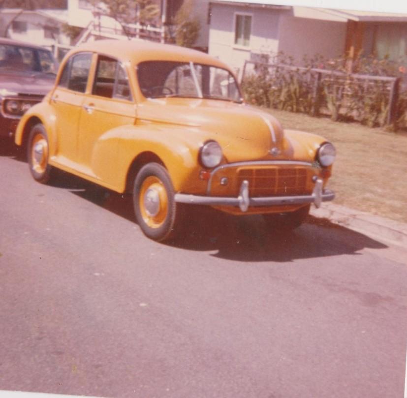 1951 Morris Minor Series MM