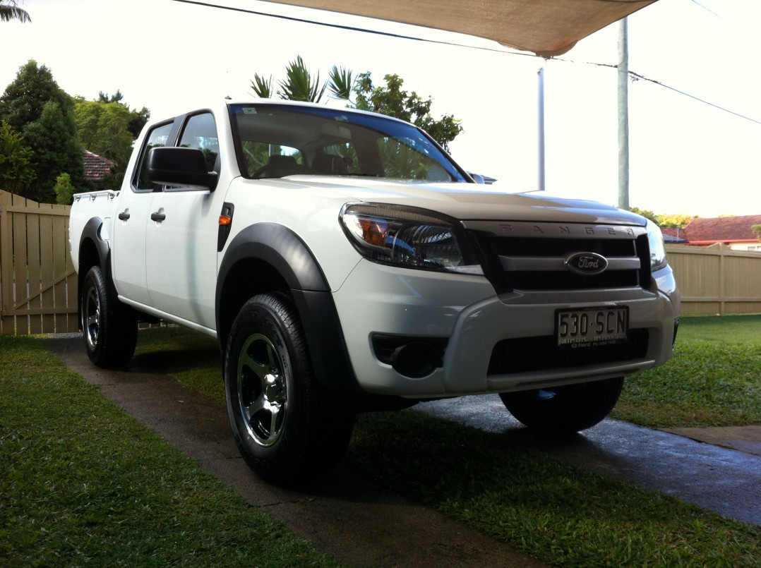 2011 Ford RANGER XL (4x2)