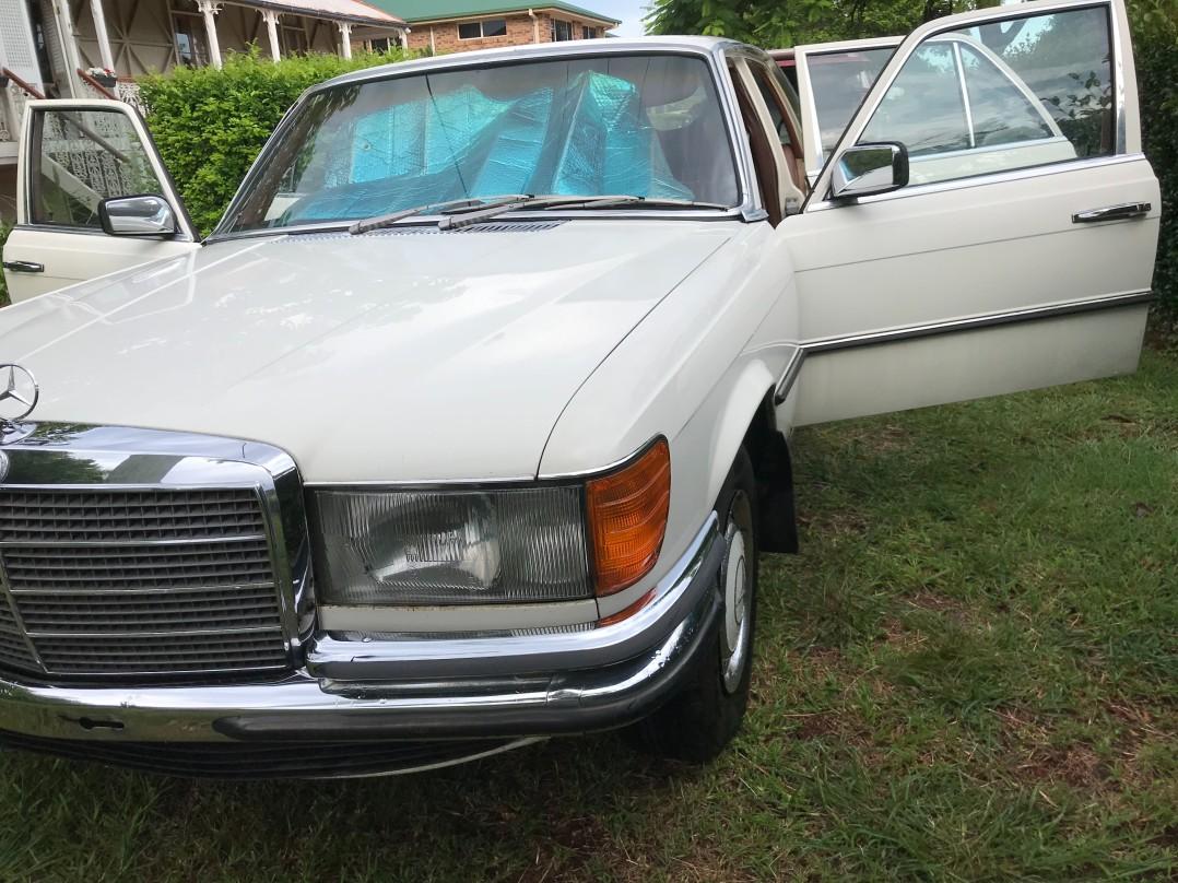 1974 Mercedes-Benz 280 SE