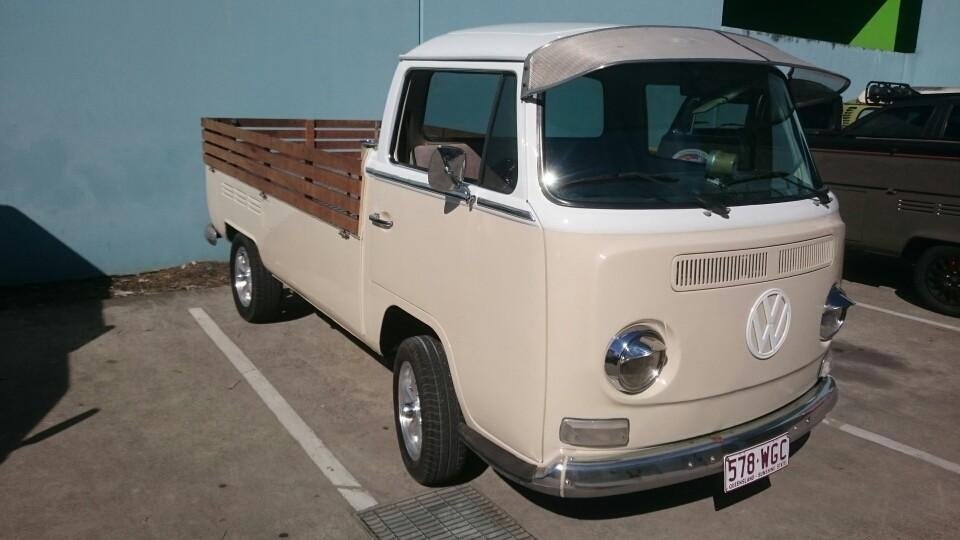 1970 Volkswagen KOMBI