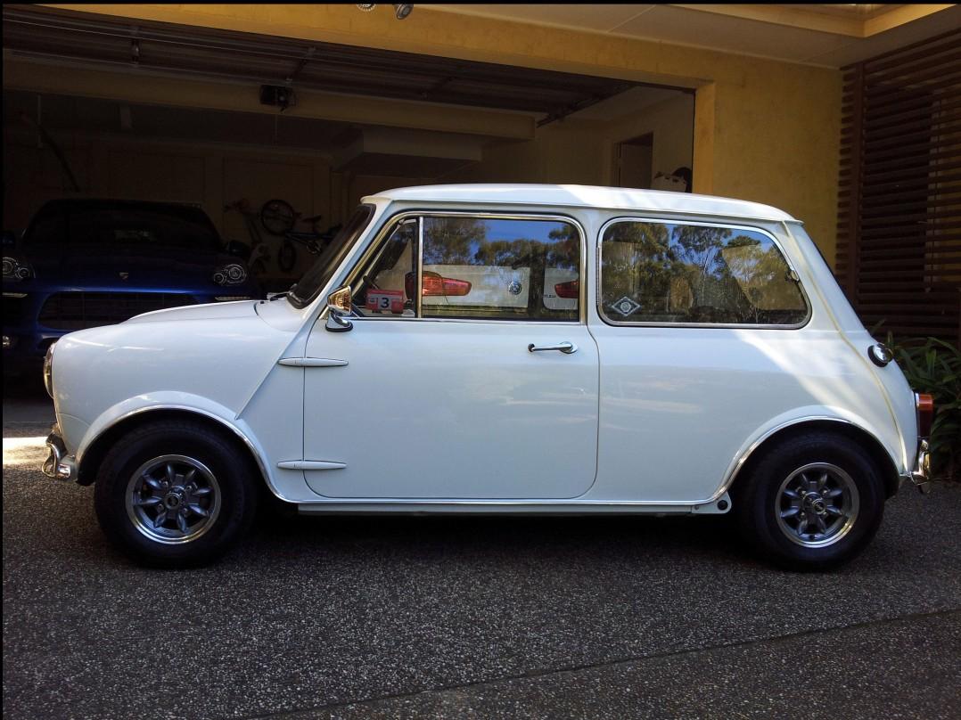 1970 Morris MINI COOPER S