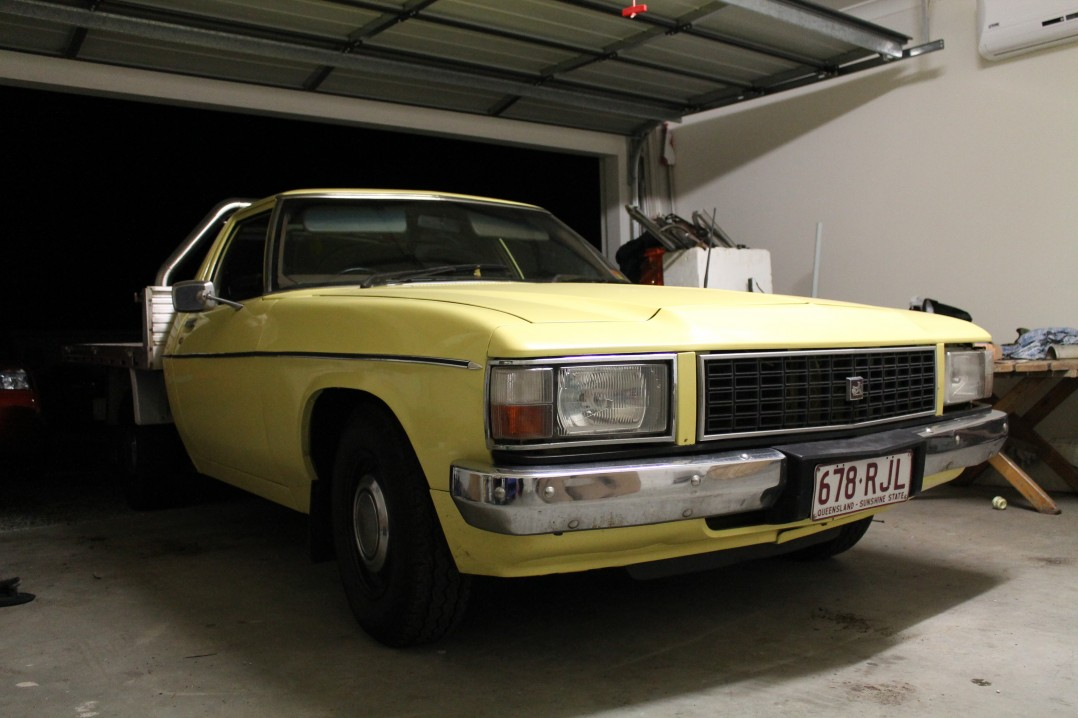 1981 Holden One Tonner