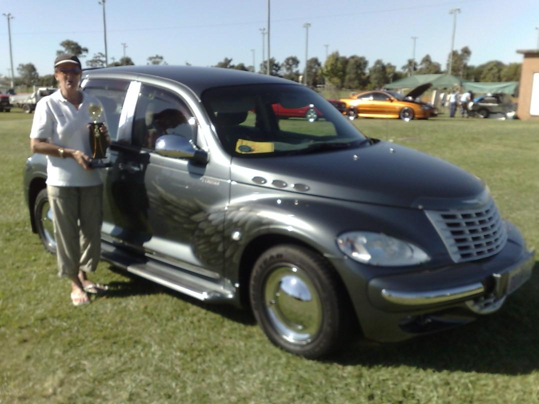 2001 Chrysler PT CRUISER CLASSIC