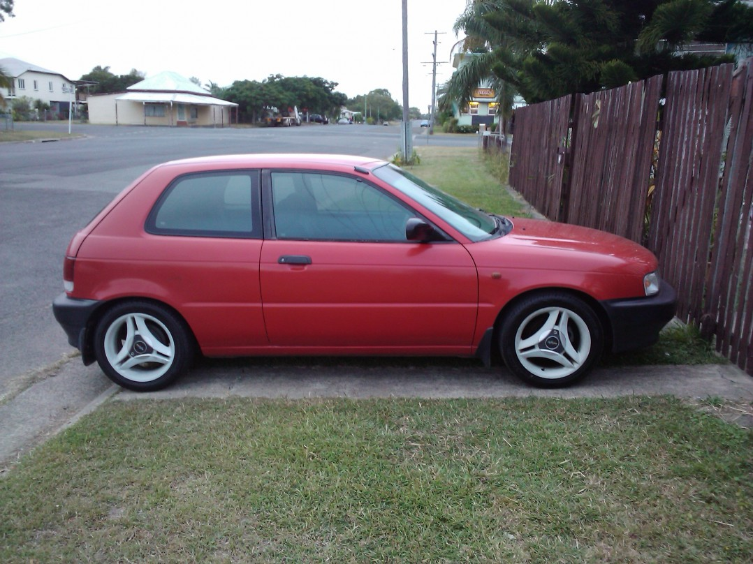 1996 Suzuki BALENO GLX
