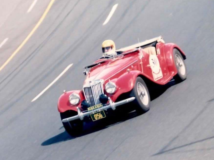 1954 MG TF 1250