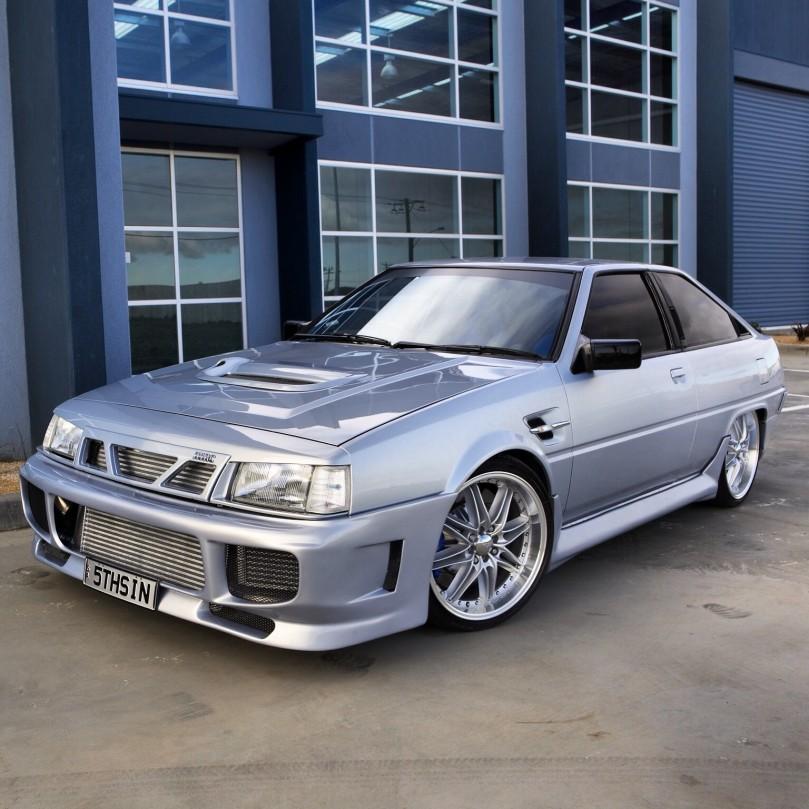 1985 Mitsubishi Cordia GSR