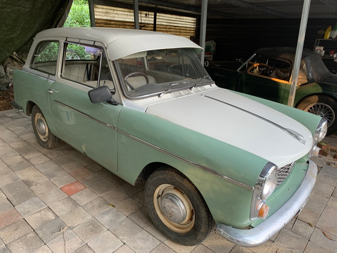 1960 Austin Farina