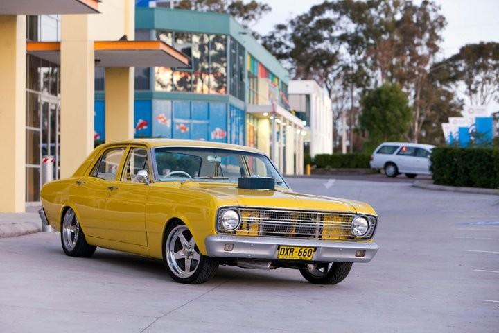 1966 Ford Falcon 500