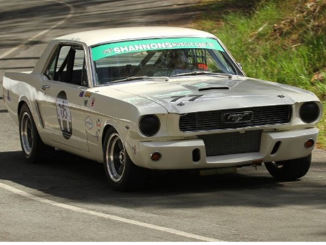 Mustang Coupe,Philshelby