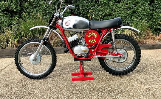 1970 Hodaka Super Rat MX 100