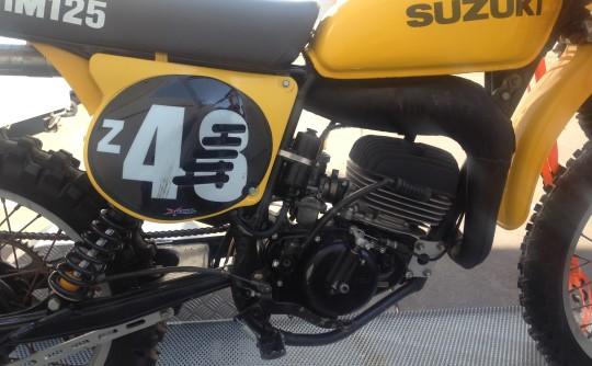 1976 Suzuki RM 125 A