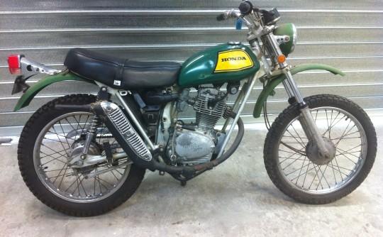1971 Honda SL100