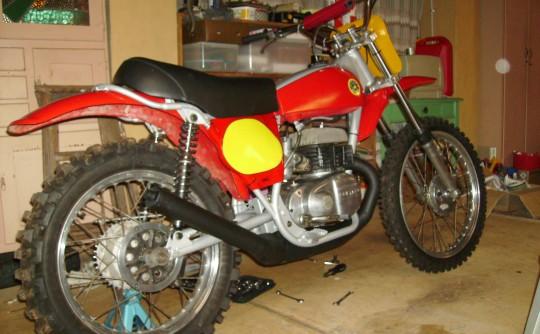 1973 Bultaco 350 Pursang VMX