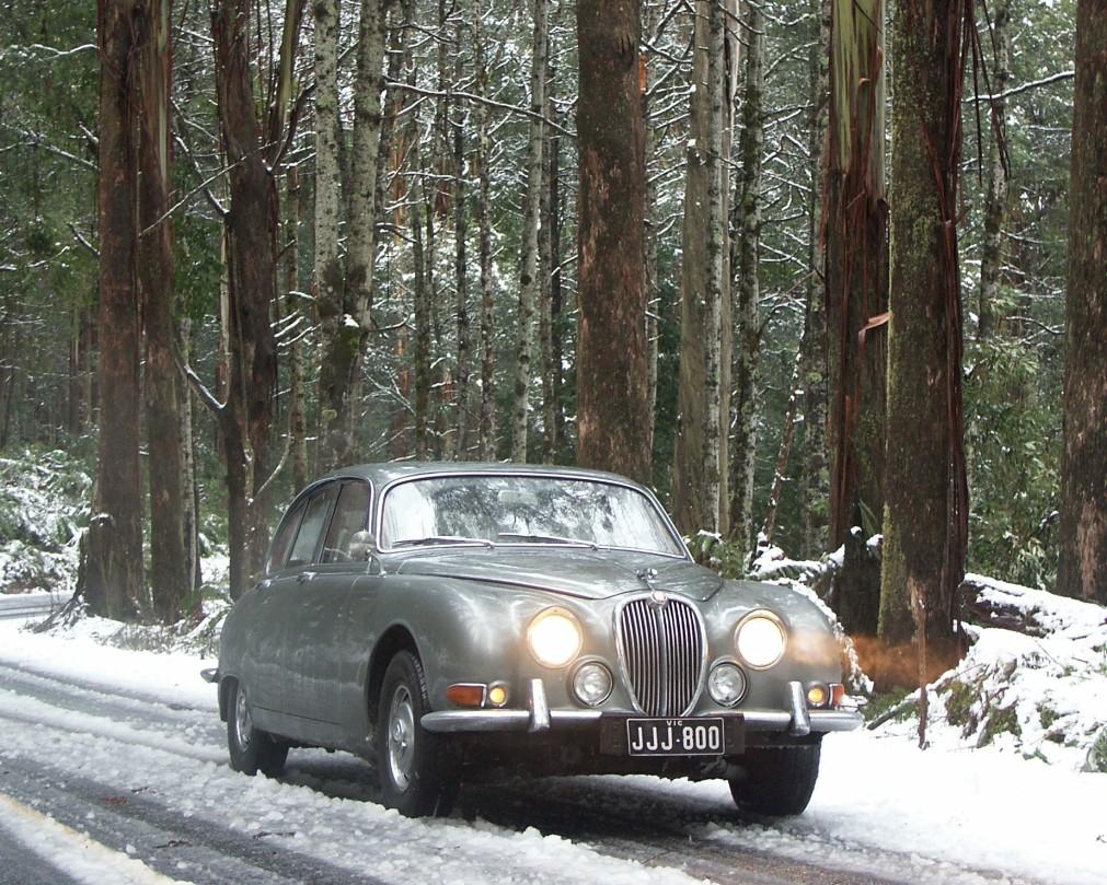 1965 Jaguar 3.8 S (S-Type)