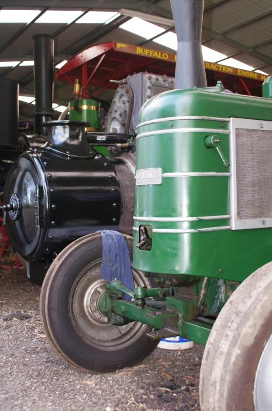 1947 Field Marshall Series 2