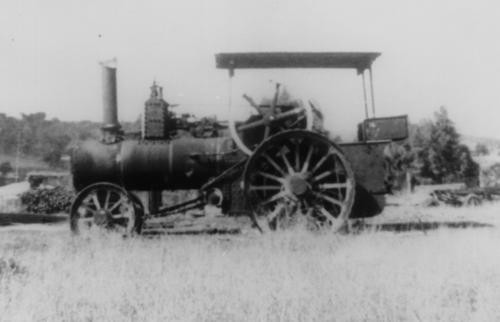 1901 Charles Burrell & Sons 8NHP General Purpose Traction Engine No. 2375
