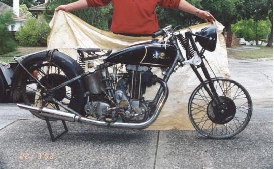1935 Sunbeam Model 9