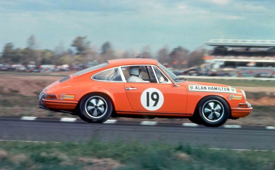 Porsche 70 Years in Australia