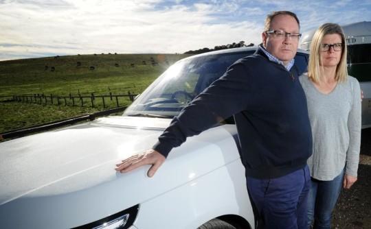 Jaguar Land Rover Australia's $670,000 'Autobiography'