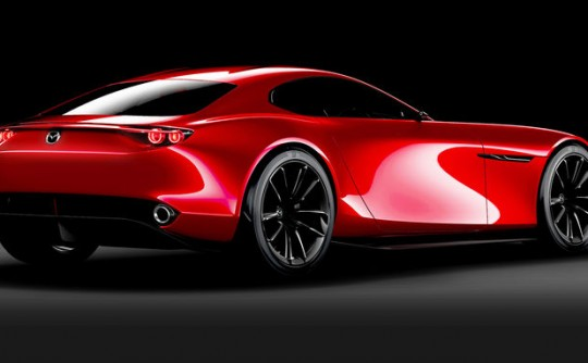 Mazda RX Vision: Should they revive or kill the rotary?