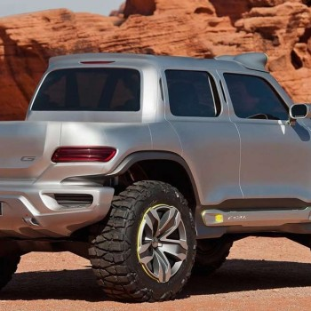Mercedes benz pickup by 2020 will others follow for Mercedes benz toorak