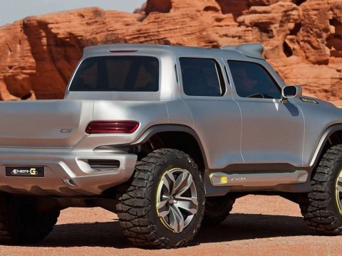 Mercedes Benz Pickup By 2020 Will Others Follow