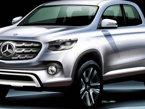 Mercedes Benz Pickup By 2020 Will Others Follow Shannons Club