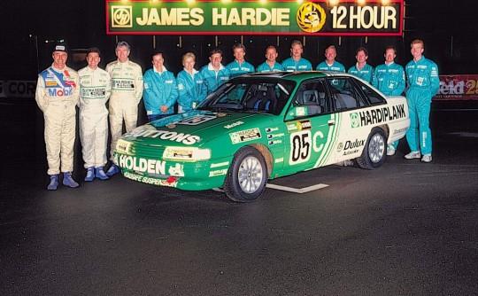 VN Commodore V6: an unlikely Bathurst winner