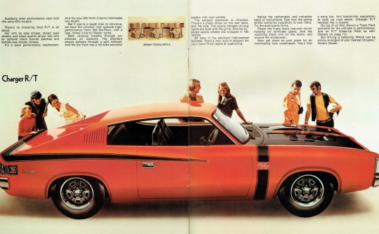 Valiant Charger R/T turns 50!