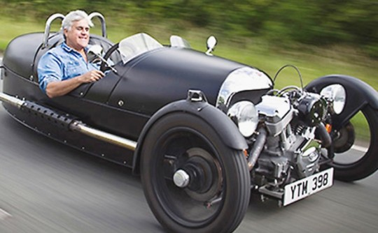 Three-wheelers: could they make a comeback?