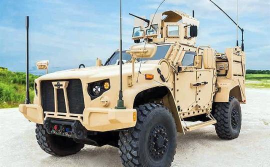 Move over Humvee - here's the Oshkosh JLTV!