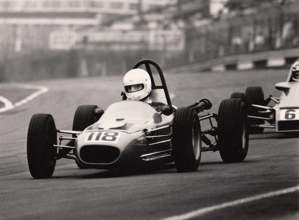 1970 Merlyn Formula Ford Mk 17