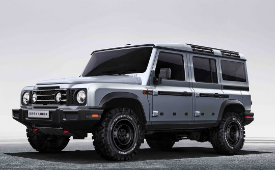 Grenadier: the new Defender that Land Rover SHOULD have built!