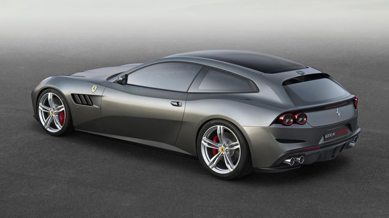 Gtc4lusso Is This A Ferrari Station Wagon Shannons Club