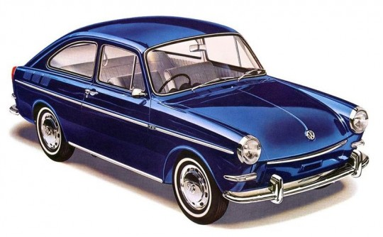 Volkswagen Type 3: stylish and practical