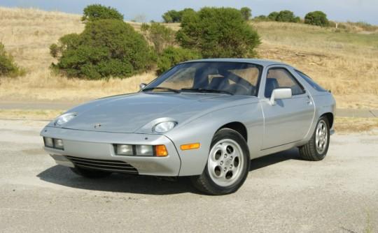 The 928: Porsche's V8 muscle car