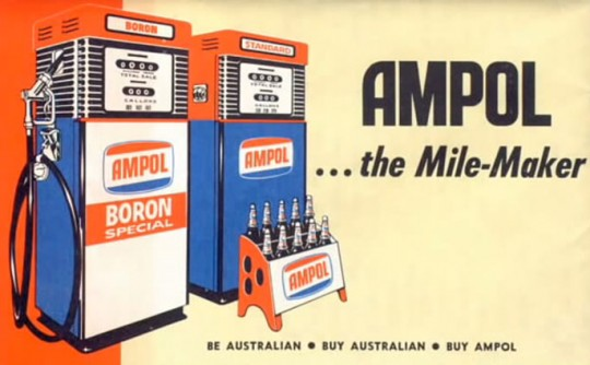 Ampol is back! An Aussie motoring icon returns