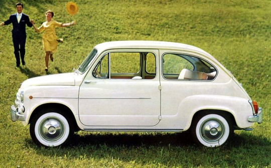 Fiat Fantastico! The affordable Italian fun machine