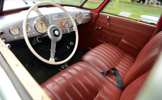 Cars that amaze: Tatra 87