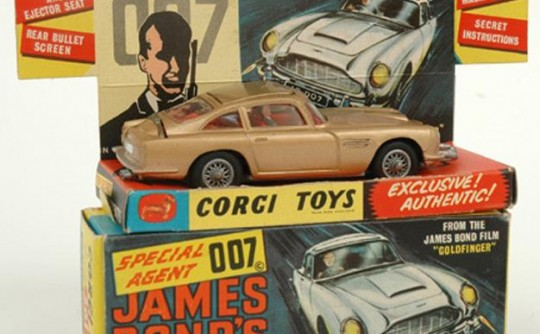 What was your favourite Matchbox car when you were a kid?