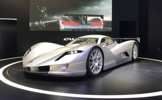 Electric supercars: the new world order