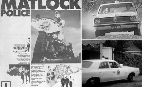 Matlock Police: 140mph car chase!