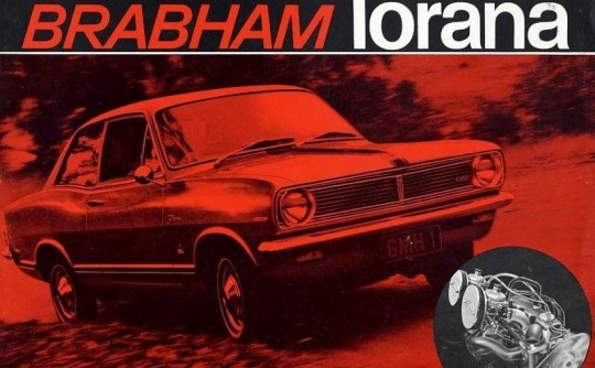 Who remembers the Brabham Torana?