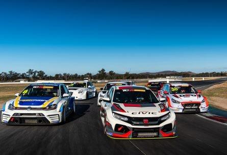 Why is modern motor racing so homogenised?