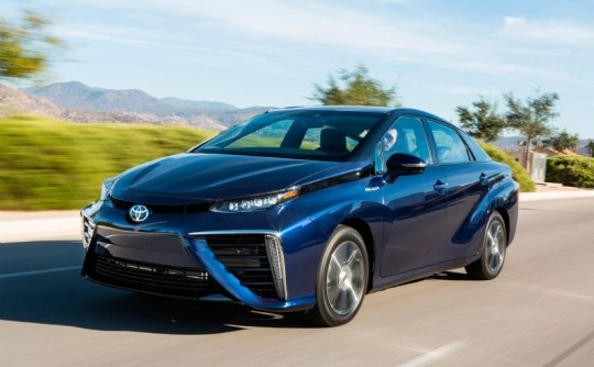 Has Toyota finally created a zero emissions car with a real future?