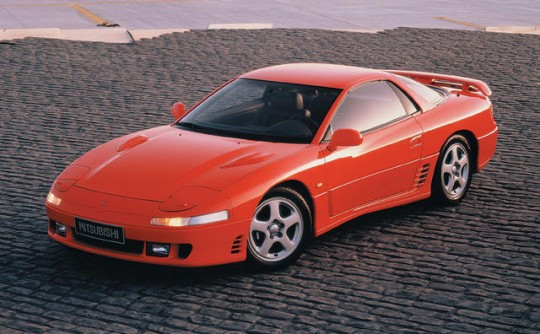 Mitsubishi 3000GT: the forgotten Japanese supercar