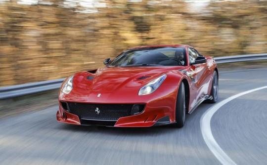 Ferrari: death by battery?